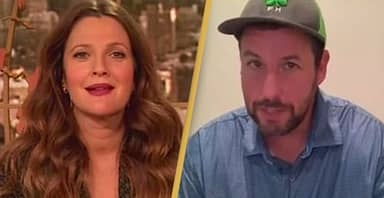 Adam Sandler Teases Fourth Movie With Drew Barrymore