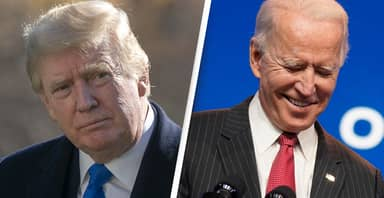Trump Plans To Hold Opposing Rally On Biden's Inauguration Day, Report Claims