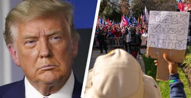 Trump Sued For Breaching KKK Act With 'Coordinated Conspiracy To Disenfranchise Black Voters'