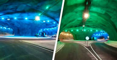 Incredible Underwater Tunnels Which Connect Faroe Islands Set To Open This Month