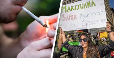 The US House Of Representatives Just Voted To Decriminalise Weed