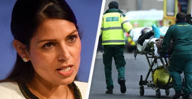 Priti Patel Will Host A Press Conference From Downing Street At 5pm