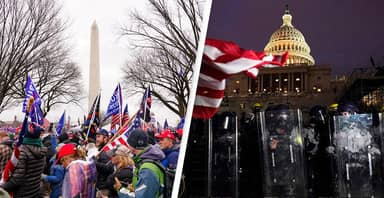 Armed Group Planning 'Huge Uprising' In DC If Trump Removed, FBI Warn