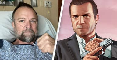 Grand Theft Auto V's Michael Actor Hospitalised With COVID-19