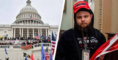 Man Fired After Wearing Company Lanyard To US Capitol Riot