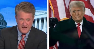 Morning TV Host Joe Scarborough Slams Capitol Police Officers For 'Opening The F*cking Doors' To Trump Supporters