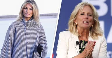 Melania Trump Will Not Give Tour Of White House To Jill Biden