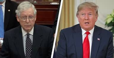 Mitch McConnell Privately Says He Wants Trump Impeached As Republicans Lobby Him To Convict