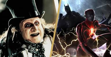 Danny DeVito Rumoured To Return As The Penguin In The Flash Movie