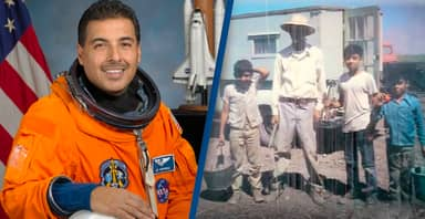 Farmworker Who Became An Astronaut Says Don't Give Up On Your Dreams