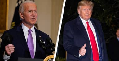 Biden's Approval Polling Is Already Higher Than Trump's Ever Was