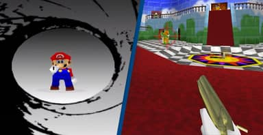 Modders Turn Super Mario 64 Into A GoldenEye First-Person Shooter