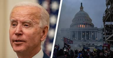Biden Orders Assessment Into 'Domestic Violent Extremism' Following US Capitol Riot