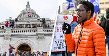 US Capitol Riot Organiser Claims Three Republican Congressmen Helped Him