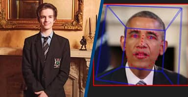 Teen Wins National Award For Inventing Deepfake Video Detector