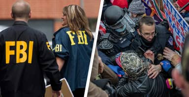 FBI Discovers 'Concerning' Plans For More Far-Right Violence During Inauguration