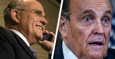 Giuliani Leaves Voicemail Asking To 'Slow Down' Election Count On Wrong Person's Phone