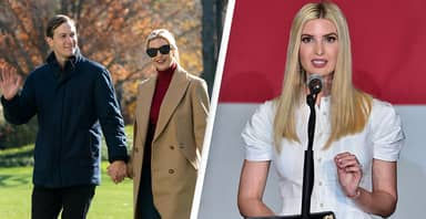 Ivanka Trump Spent $100k Of Taxpayers' Money Hiring Toilet For Secret Service