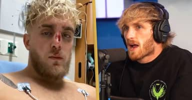 Logan Paul Challenges Brother Jake To Boxing Match To Settle Who's The Better Fighter