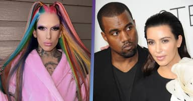 Jeffree Star Responds To Kanye West Affair Rumours