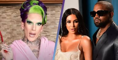 Jeffree Star Posts New Video 'Addressing The Kanye Situation'