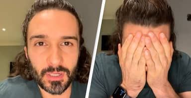 Joe Wicks Breaks Down In Tears During Live Video Talking About Mental Health In Lockdown