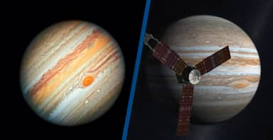 NASA Detects Mysterious Signal From One Of Jupiter's Moons