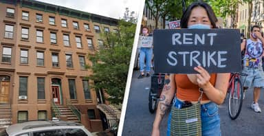 New York Landlord Faces His Own Eviction As Tenants Refuse To Pay Rent