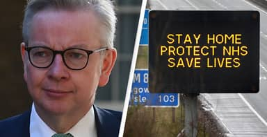 New Lockdown Will Last Until At Least March, Michael Gove Says