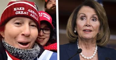 Woman Who Wanted To Shoot Pelosi 'Right In The Friggin' Brain' Charged