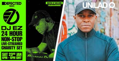 DJ EZ Talks About The Importance Of Looking After Your Mental Health Ahead Of Fourth 24 Hour DJ Set