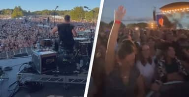 Thousands Of New Zealanders Attend Largest Concert Since Pandemic Began