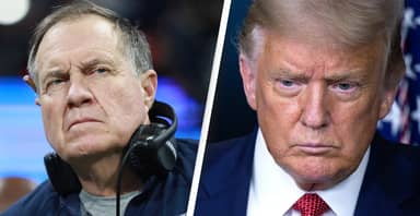 New England Patriots Coach Bill Belichick Rejects Trump's Presidential Medal Of Freedom