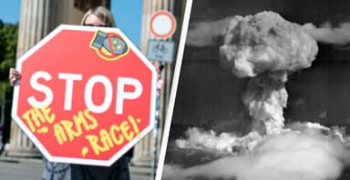 51 Countries Sign Treaty Outlawing Creation And Ownership Of Nuclear Weapons
