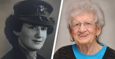 Dorothy Cole, Oldest US Marine Veteran, Dies Aged 107