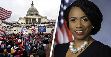 Congresswoman's Panic Buttons Were Removed From Her Office Before Riot, Says Chief Of Staff