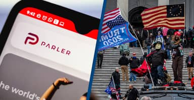 Parler Is Back Online, One Week After Being Kicked Off Amazon's Web Server