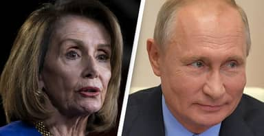 FBI Investigating Whether Woman Stole Laptop From Nancy Pelosi's Office To Sell To Russia