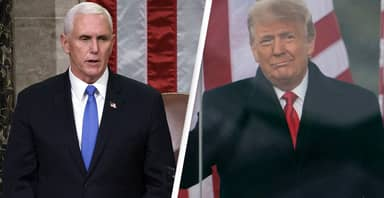 Mike Pence 'Highly Unlikely' To Pursue Removing Trump Through 25th Amendment