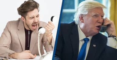 Phone Hotline Encourages People To Call In And Scream As Loud As You Want