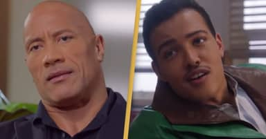 The Rock Drops First Trailer For Sitcom Young Rock