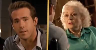 Ryan Reynolds Calls Betty White 'Seething Demon' In Resurfaced Clip