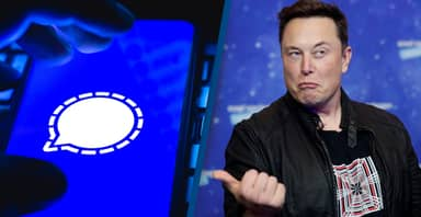 Signal Stops Working As Downloads Surge Following Elon Musk Endorsement