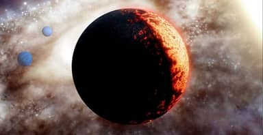 NASA Discovers 10-Billion-Year-Old Super Earth