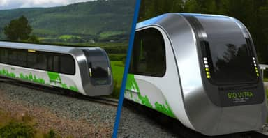 Human Waste Will Power New Sustainable UK Train
