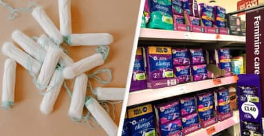 Tampon Tax Abolished In England From Today To End Period Poverty