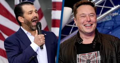 Donald Trump Jr. Asks Elon Musk To Set Up Social Network His Dad Can Join