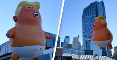 Donald Trump Baby Balloon To Be Immortalised In Museum Exhibit