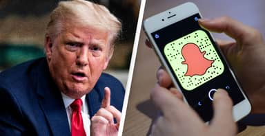 Donald Trump Permanently Banned From Snapchat