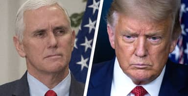 US House Confirms It's Asking Pence To Invoke 25th Amendment To Remove Trump Today